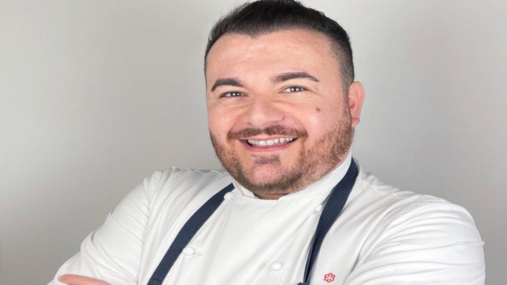 Andrea Larossa Chef