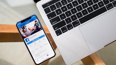 App Facebook su dispositivi Apple