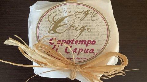 Capotempo di Capua: torna in vita il formaggio della corte borbonica