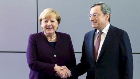 L'Europa dopo Merkel ha bisogno di un leader come Draghi
