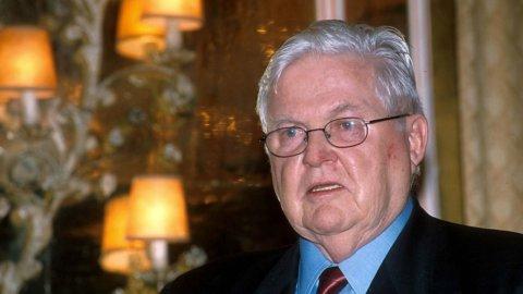 Il premio Nobel Robert Mundell