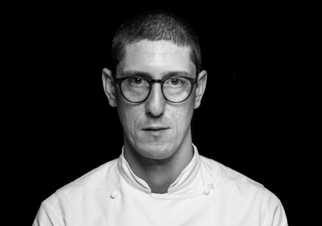 Chef Marco Lagrimino del risteora L'Acciuga di Perugia