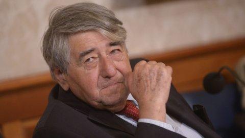 Il politico Luigi Covatta