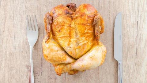 La ripresa è un pollo di Trilussa