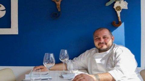 Ivan Silvestri all'Argentario: il mare come una musica in cucina