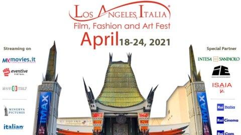 Los Angeles Italia Film Festival, Intesa Sanpaolo è sponsor