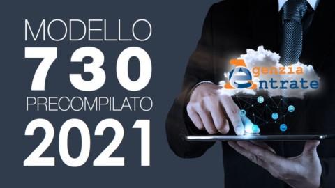 730 precompilato 2021, moduli online: istruzioni per l'uso
