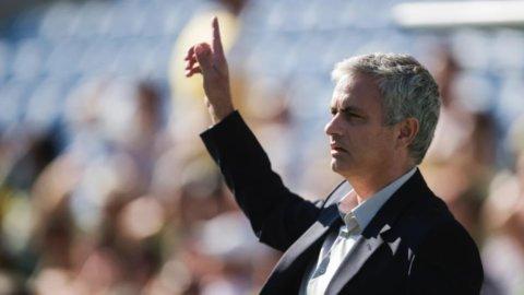 Roma, Mourinho è il nuovo allenatore