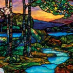 Design: opere del visionario Louis Tiffany in vendita a New York