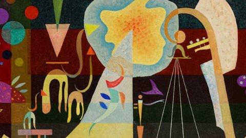 Un capolavoro di Kandinsky torna sul mercato (stima 25-35 milioni di dollari) dopo cento anni