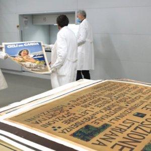 Treviso, apre il Museo Nazionale Collezione Salce con 50 mila manifesti storici