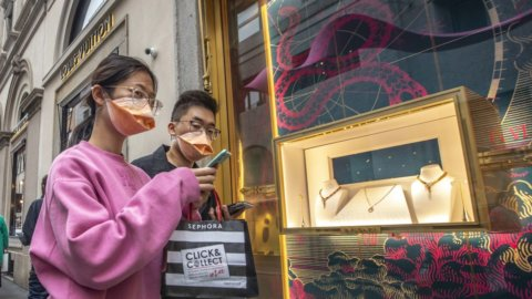 Il turismo di lusso può valere 100 miliardi, ma servono i cinesi