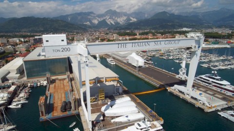 The Italian Sea Group: yacht italiani verso Piazza Affari