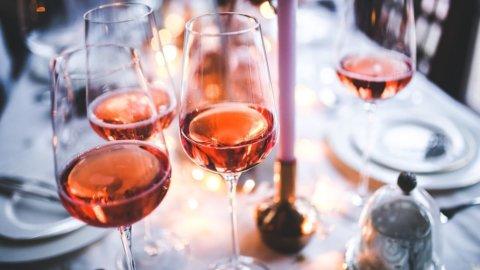 Vino: i migliori rosati italiani in scena a Roma per Bererosa