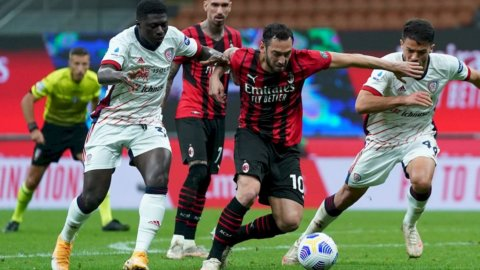 Champions: il Milan frena, il Napoli vince, la Juve spera