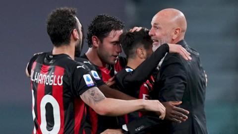 Il Milan trionfa, la Juve sprofonda: rossoneri secondi con l'Atalanta