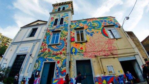 Napoli, Intesa Sanpaolo porta l'arte nel rione Sanità