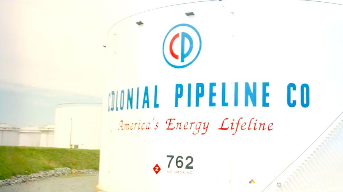 Colonial Pipeline, azienda Usa