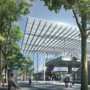 Milanosesto, Cimolai realizzerà la nuova stazione progettata da Piano