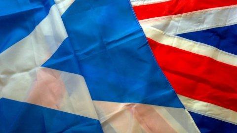 Scozia e Regno Unito