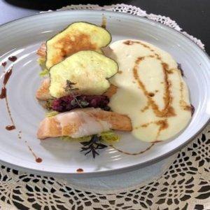La ricetta dello chef Agostino Buillas, onore stellato alla umile patata Verrayes