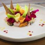 La ricetta dello Chef Marco Visciola, un cappon magro dalle influenze orientali