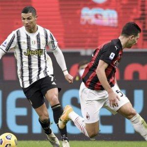 Juve-Milan, spareggio Champions ma occhio all'Atalanta
