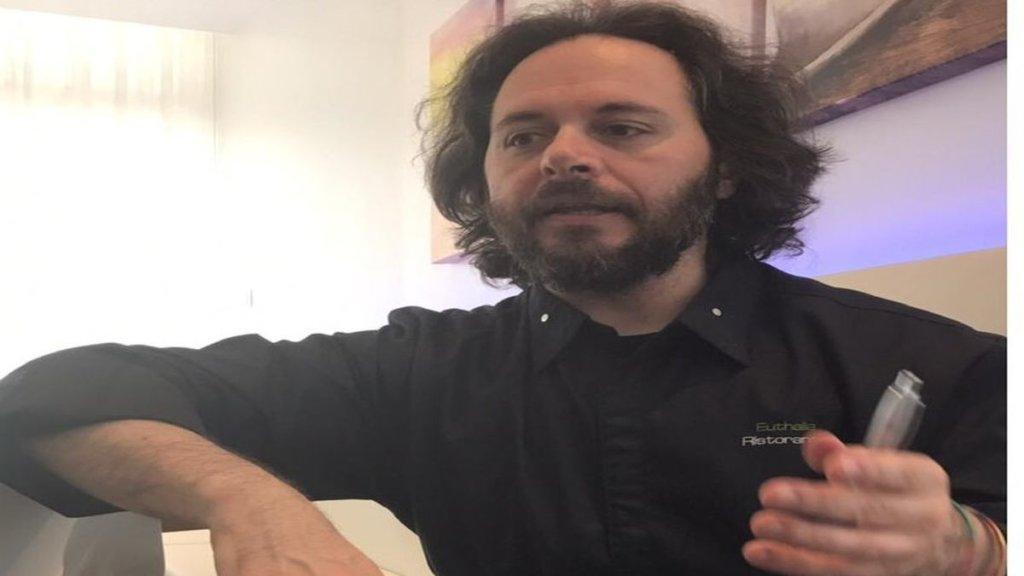 Chef Gian Michele Galliano Chef