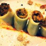La ricetta dello chef Cristiano Bonolo: paccheri vegano-vegetariani ai funghi Shiitake