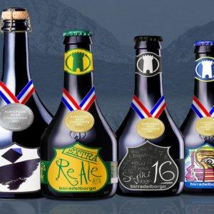 European beer challenge: Birra del Borgo trionfa con quattro medaglie
