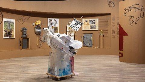 Fondazione Prada Milano e le opere di Fujiwara: oggi 2 giugno apertura speciale dalle 10 alle 19
