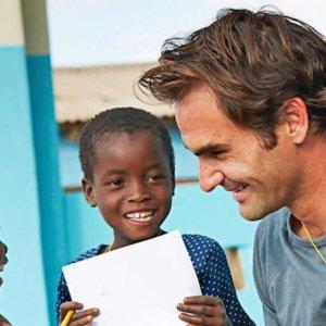 Roger Federer, i suoi cimeli del tennis in asta a beneficio della Roger Federer Foundation