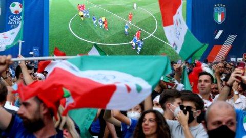 Europei: Italia-Austria, a Wembley per continuare a sognare