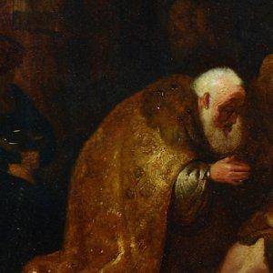 """Rembrandt: ritrovato il dipinto """"L' Adorazione dei Magi"""""""