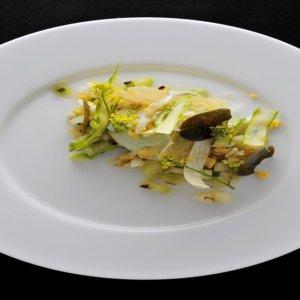 La ricetta di uova e asparagi di Lorenzo Cogo, ovvero l'arte del sorprendere
