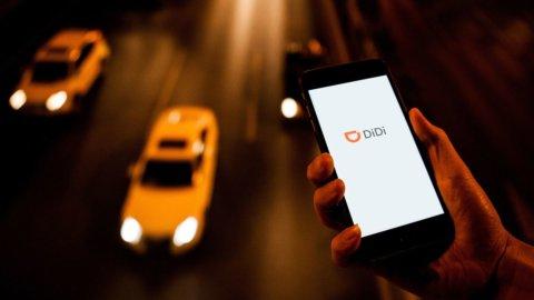 Didi, la Uber cinese verso Wall Street: è l'Ipo del 2021
