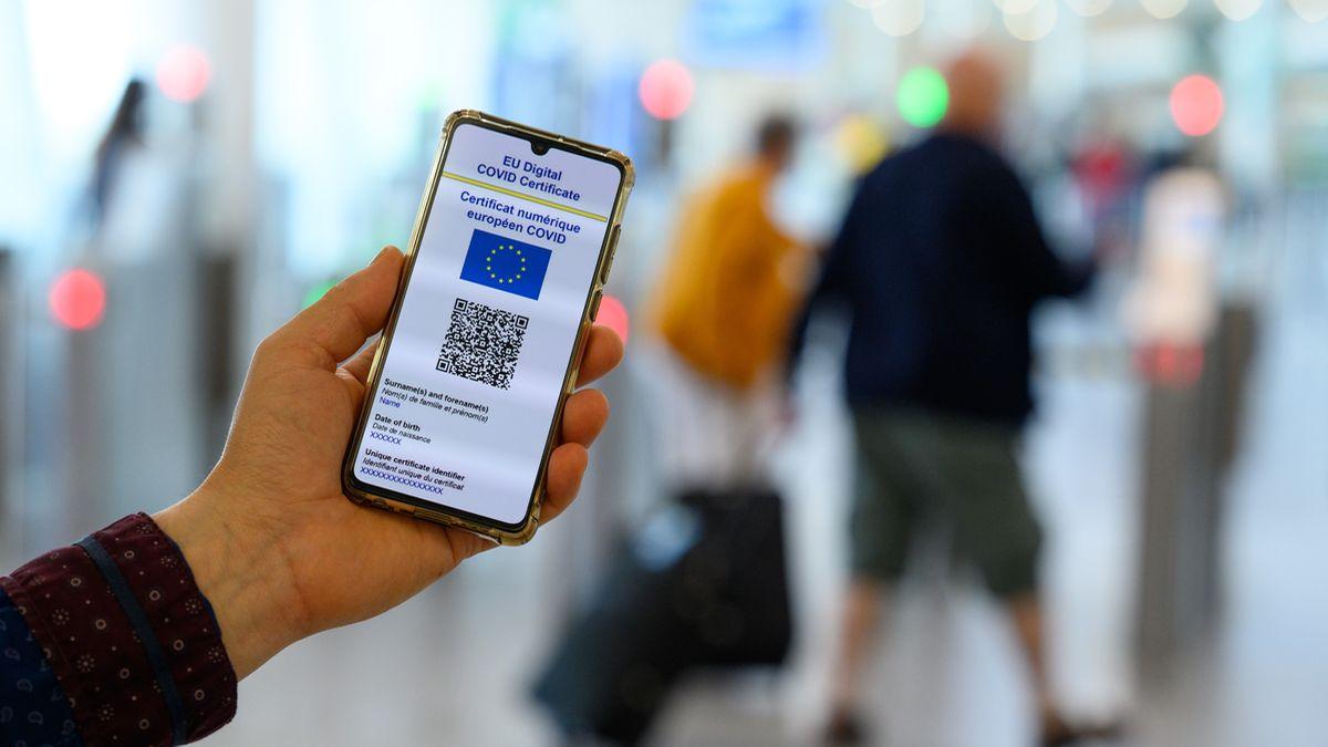 Green Pass europeo per viaggiare tra gli Stati membri
