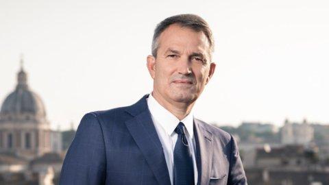 Lelio Gavazza vicepresidente Bulgari