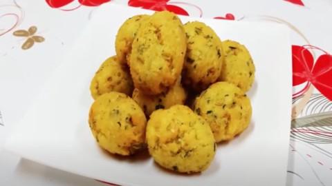 Rascatura siciliana: goloso finger food nato dagli scarti