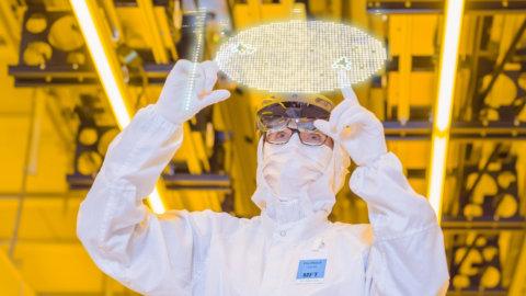 High tech, Bosch inaugura la fabbrica di chip del futuro a Dresda