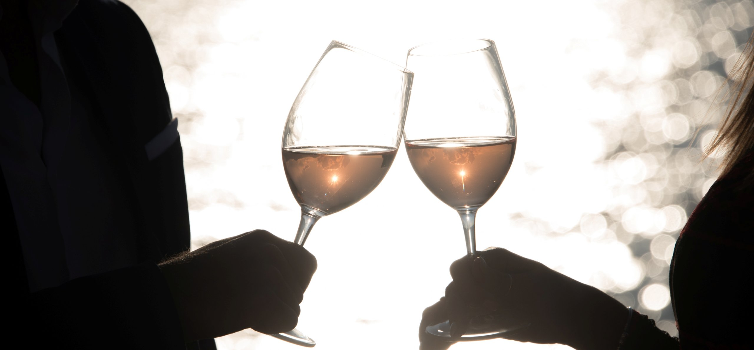 bere in rosa vino chiaretto bardolino