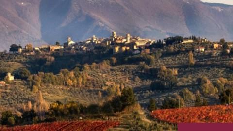 Vino: per l'anteprima Sagrantino doppio tasting, in presenza e a distanza per l'estero