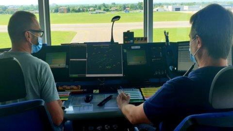 Enav attiva il servizio radar sull'aeroporto di Treviso