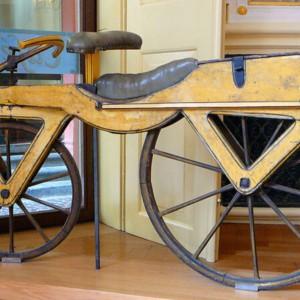 ACCADDE OGGI – Bicicletta: 2 secoli fa il primo brevetto
