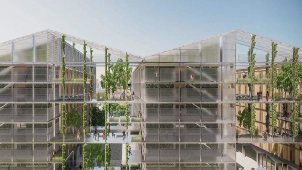 Villaggio olimpico Milano Cortina 2026