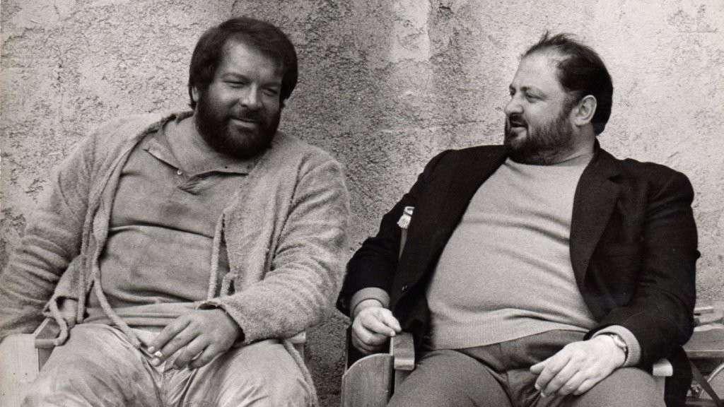 Bud Spencer e Italo Zingarelli