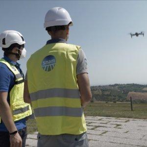 Snam: a Bologna il primo distretto supertecnologico