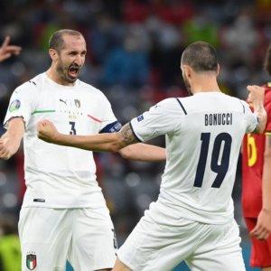 Europei, Italia in festa: in semifinale c'è la Spagna