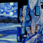 I colori di Van Gogh ritornano a splendere ad Arles nell'acciaio di Gehry