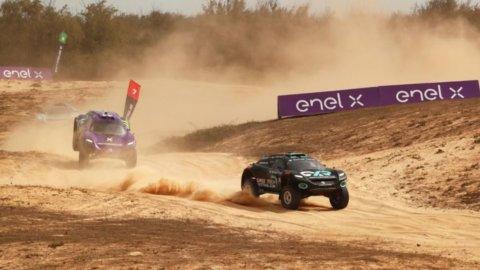 Dal Senegal all'Artico, Extreme E corre con Enel X